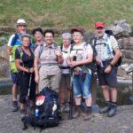 Die Großhabersdorfer Wanderer im Schwarzwald