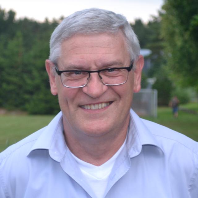 1. Vorstand – Manfred Falk