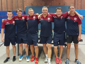 1. Herren Mannschaft Tischtennis