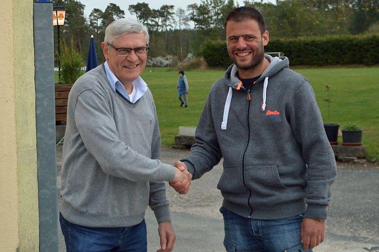 Marco Rietz neuer Trainer in Großhabersdorf