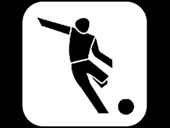 DOSB Logo Fußball