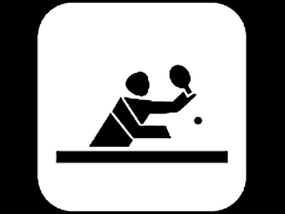 DOSB Logo Tischtennis