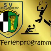 Großhabersdorfer-Ferienprogramm