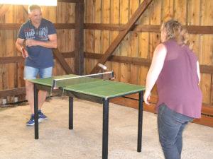 Tischtennis Sommerfest