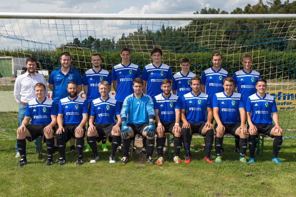 2. Fußball Mannschaft