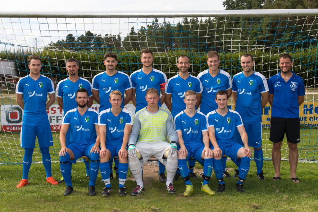 1. Fußball Mannschaft