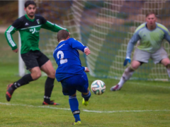 Fußball 28.10.2018 Spiel gegen TSV Langenzenn