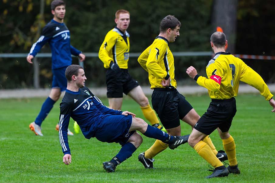 Spiel gegen TSC Weißenbronn
