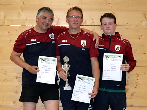 Vereinsmeister Tischtennis 2019