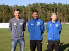 Vertragsverlängerung mit Trainer Marco Rietz