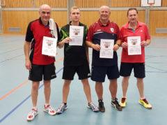 Großer Erfolg für Großhabersdorfer Tischtennisspieler