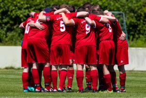 Fußball - 2. Mannschaft im Aufstiegsrausch