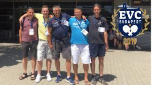 Tischtennis - European Veterans Championships 2019