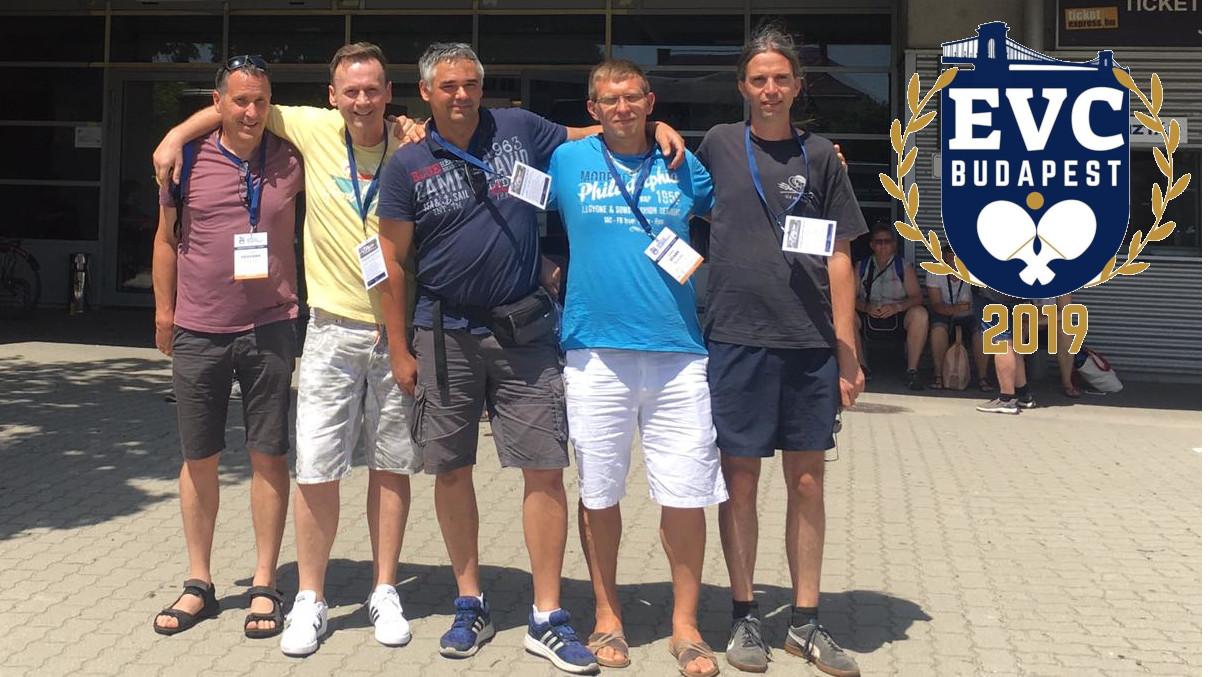 European Veterans Championship 2019