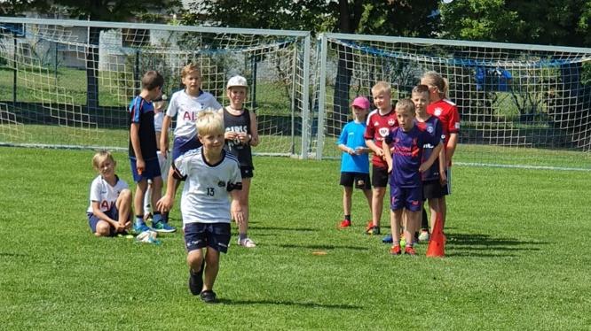 Ferienprogramm Fussball