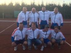 Saisonabschlußfeier der 1. Tennis-Mannschaft