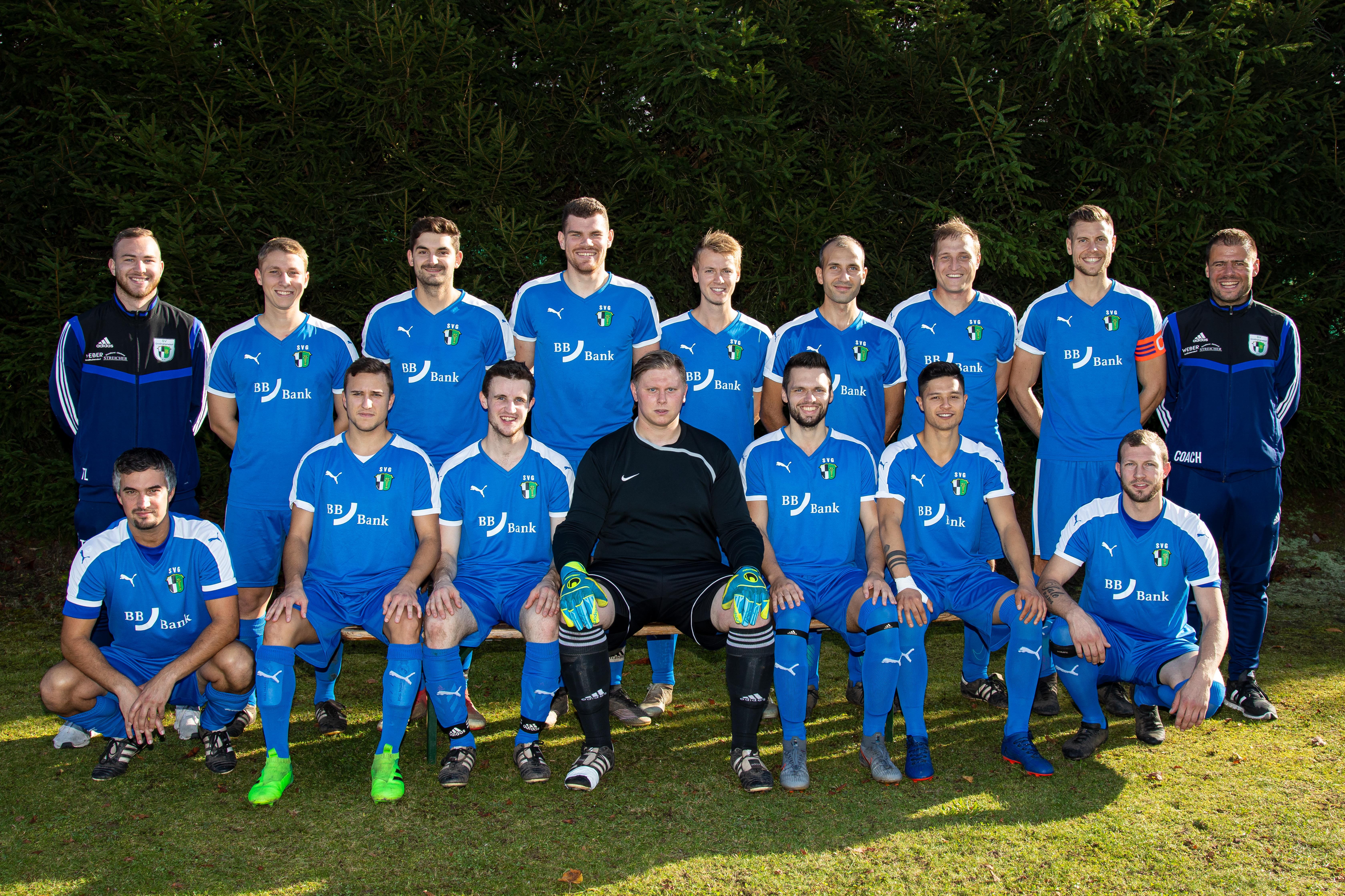 1. Fußball Herren Mannschaft