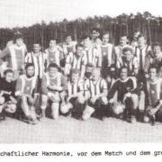 Fußballfreundschaft mit den Großstädten Berlin und Hamburg