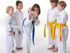 Karate - Kindertraining